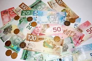 Canadian money