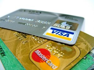 Credit Cards (major)