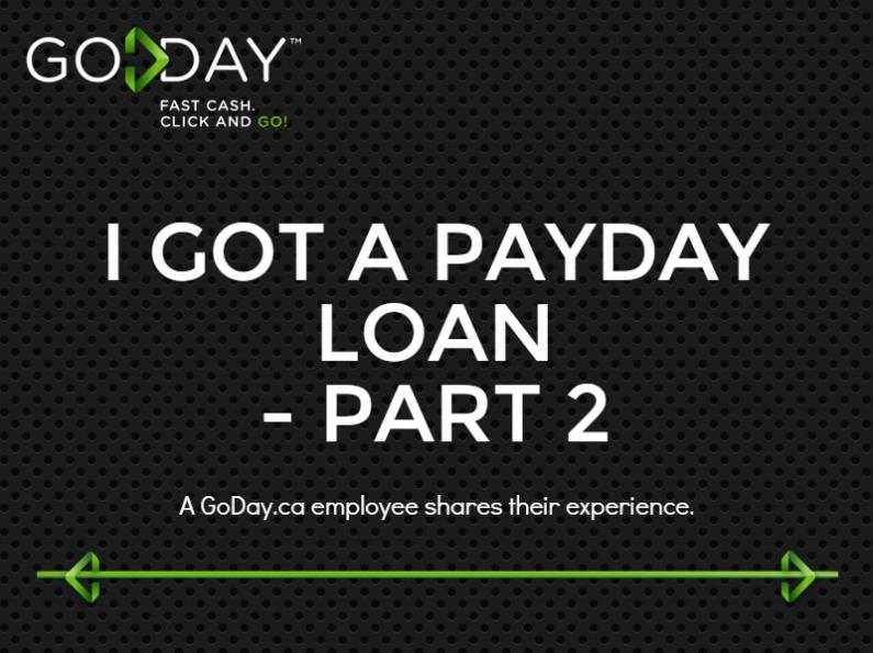 Blog Header - I Got a Payday Loan Part 2