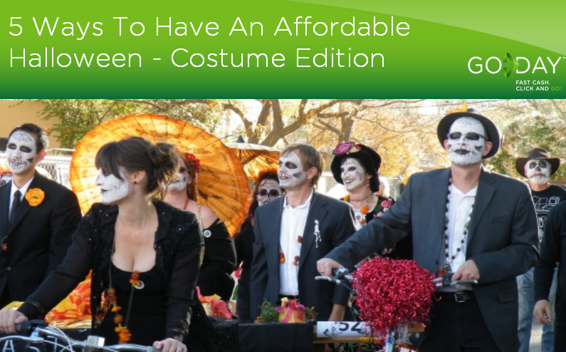 An Affordable Halloween - Costume Edition - GoDay.ca