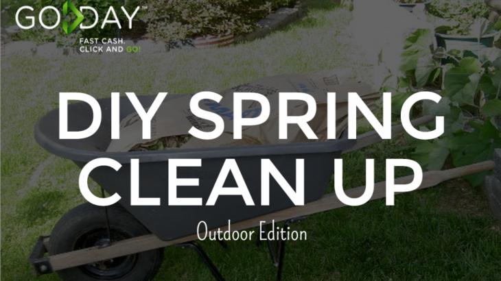 DIY Spring Clean Up Header
