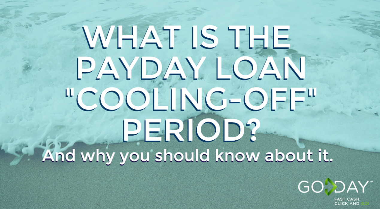 What Is The Payday Loan Cooling Off Period