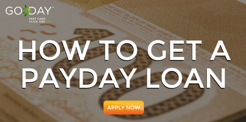 How To Get a Payday Loan | GoDay.ca