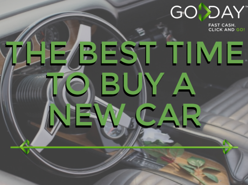 Blog Header - Best Time To Buy A Car