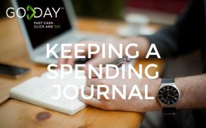 Keeping A Spending Journal