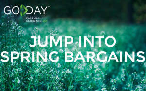 Jump Into Spring Bargains
