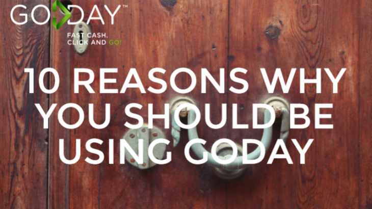 Ten Reasons Why You Should Be Using GoDay