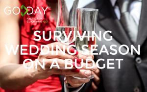 Surviving Wedding Season On A Budget