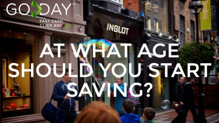 At What Age Should You Start Saving