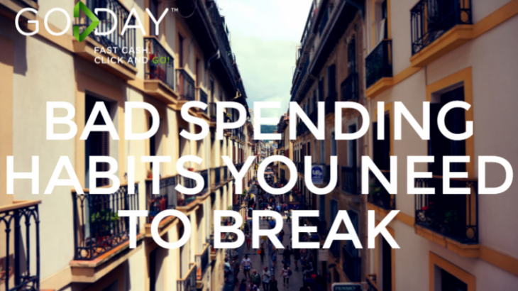 Bad Spending Habits You Need To Break