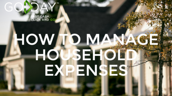 How To Manage Household Expenses