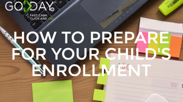 Preparing For Your Child's Enrollment